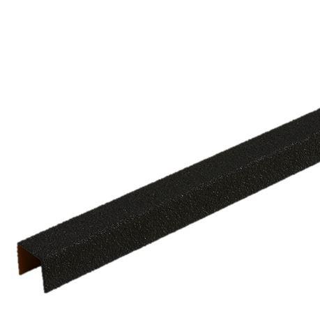 Ladder rung cover zwart