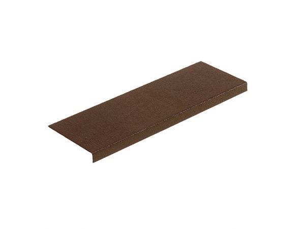 Metal Deck Antislip plaat op maat geproduceerd.