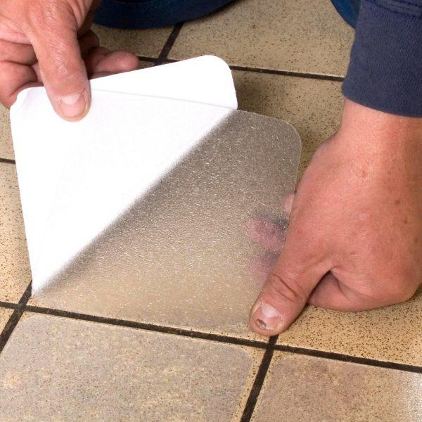 Antislip Cleat met gekorrelde deklaag