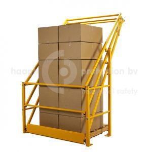 Variogate 22 veiligheidskantelhek voor 2.30 meter hoge pallets