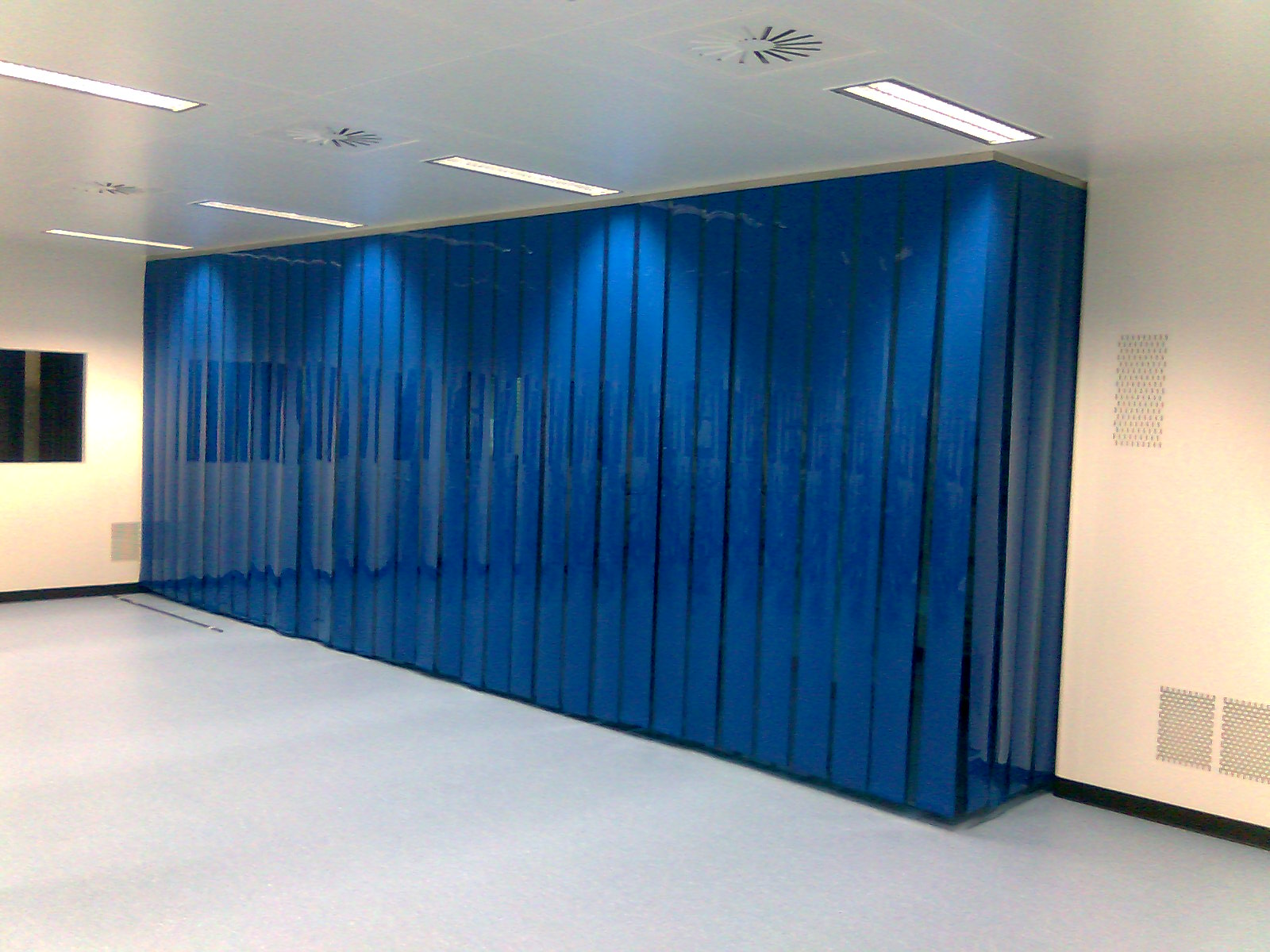 Bam Interflow Cleanroom