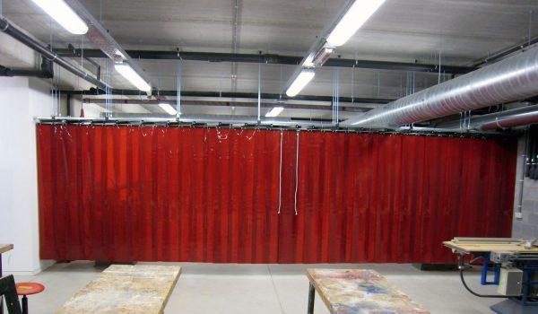 inschuifbare ophanging